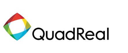 Logo firmy QuadReal Property Group