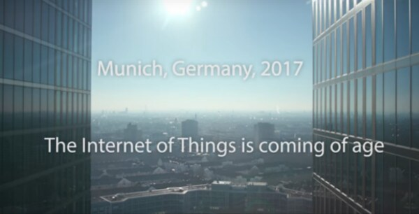 IBM Launches new global HQ for Watson IoT, Munich Germany