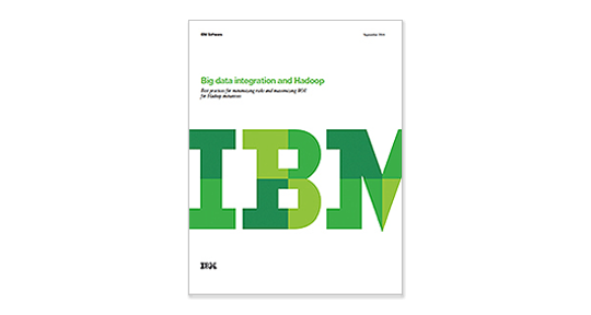 Big data integration and Hadoop image