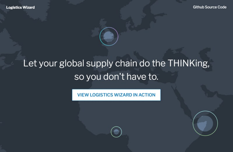 Logistics Wizard