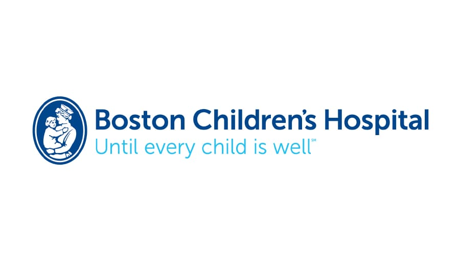 Boston hospital logo