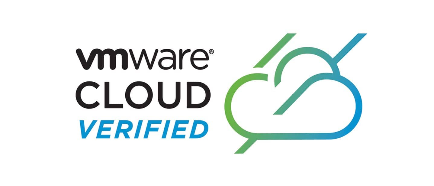VMware Cloud Verified badge