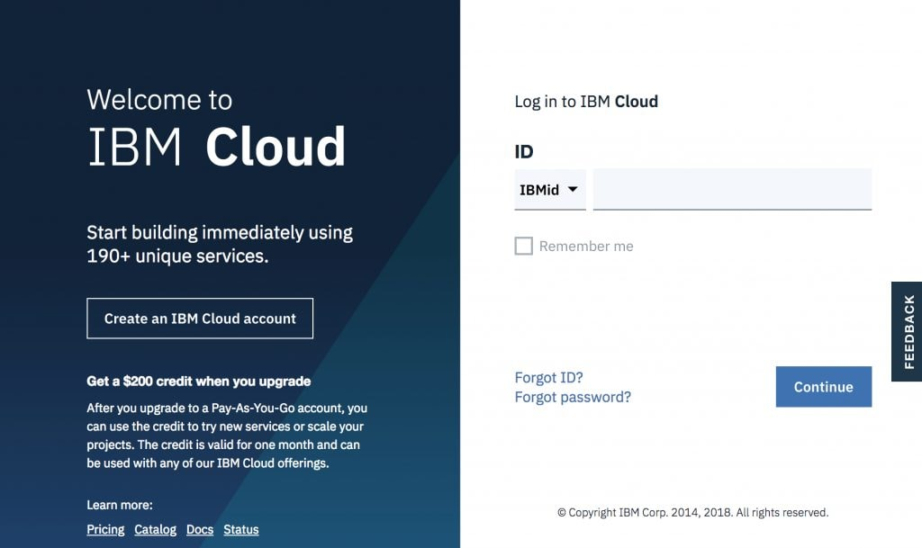 Outstanding User Access Improvements Help Deliver A Unified Ibm Cloud Platform Ibm