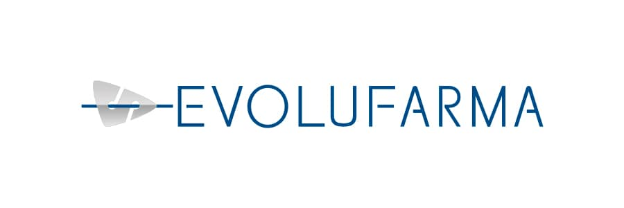 Logotipo de Evolufarma