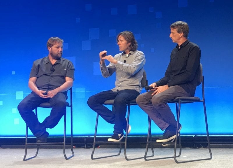 Tony Hawk and Rodney Mullen talk innovation and skate culture