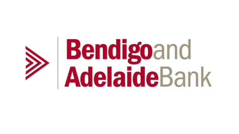 Logo of the Bendigo and Adelaide Bank