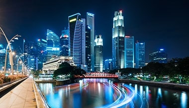 Photo of Marina Bay, Singapore