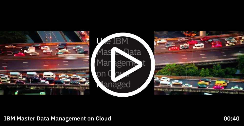 Why Master Data Management (MDM) on Cloud?