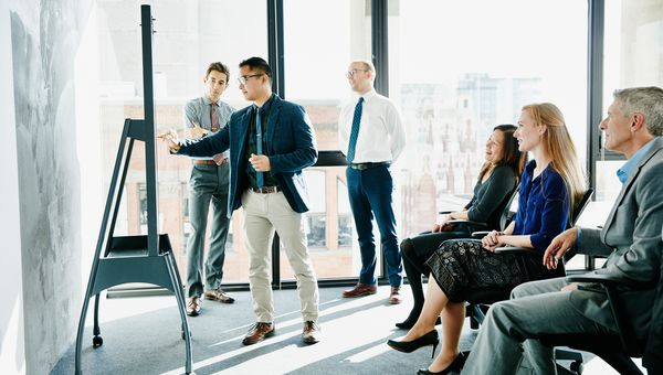IBM Business Partners can use IBM spaces for client meetings.