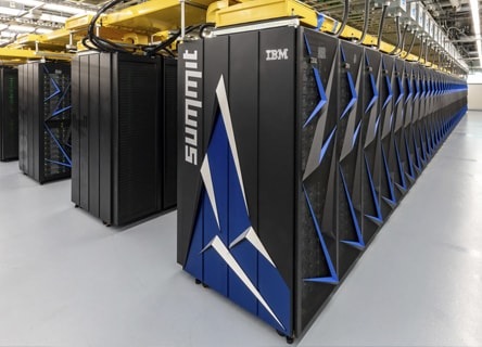 Supercomputing on POWER9