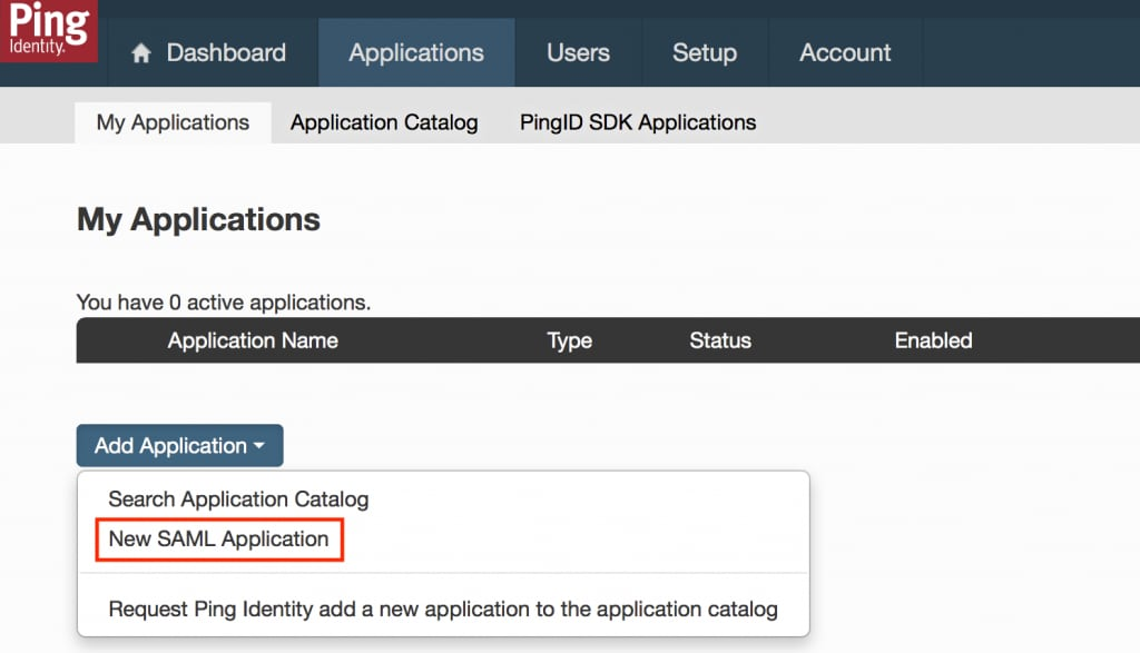 Setting up IBM Cloud App ID with Ping One | IBM