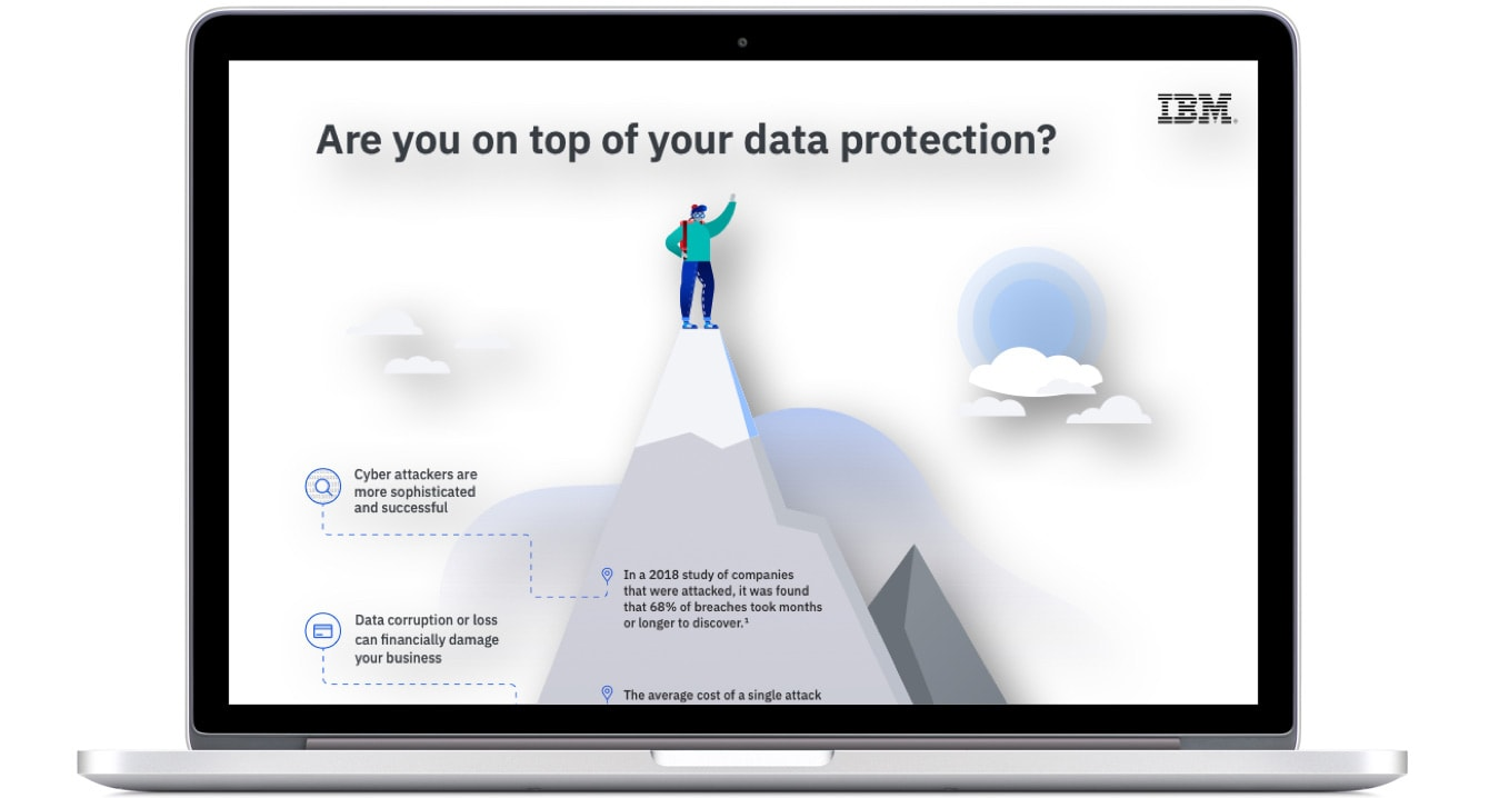Reach new heights in data protection