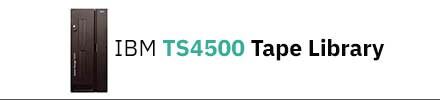 IBM TS4500 Tape Library