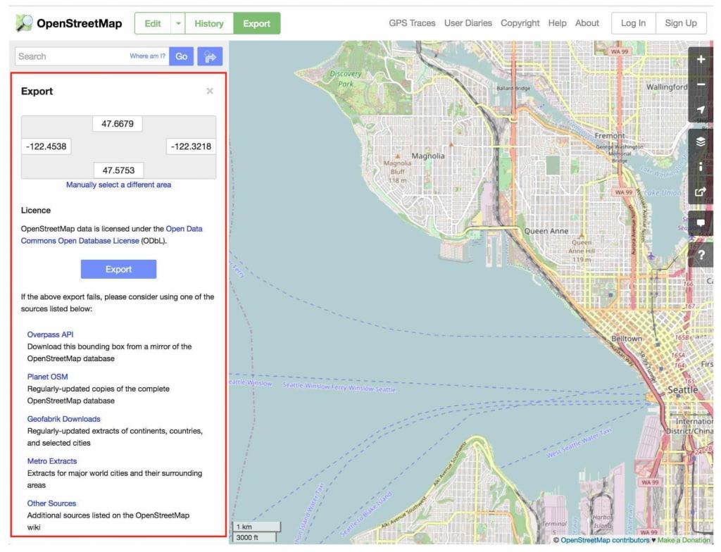 Using OpenStreetMap Data with IBM Cloud Databases for PostgreSQL | IBM