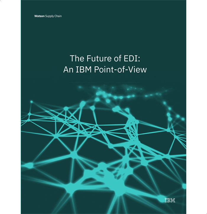 The future of EDI