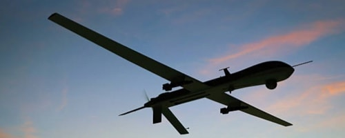 a security drone