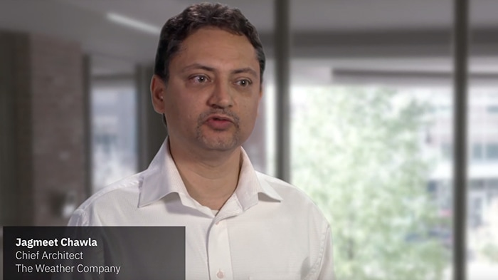 The Weather Company migrates to a secure, scalable global architecture in the IBM Cloud