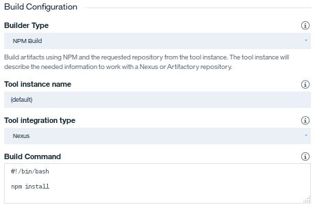 Integrate your Nexus-hosted npm registry into your Node.js toolchain | IBM