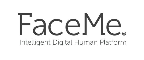 Image of FaceMe logo