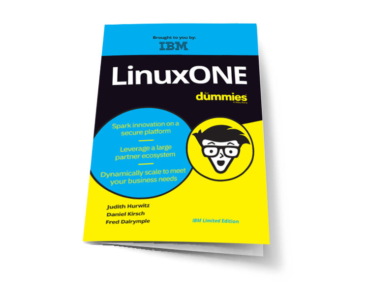 LinuxONE for Dummies