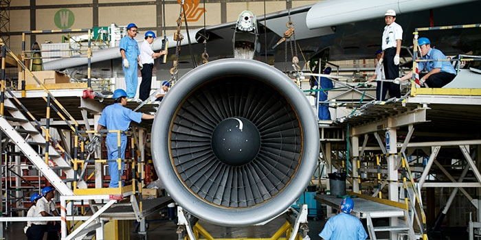 GKN aerospace workforce