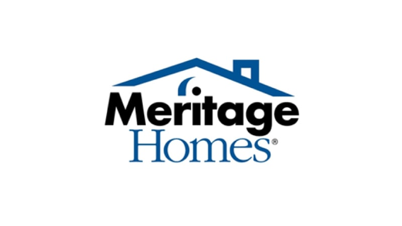 Logo firmy Meritage Homes