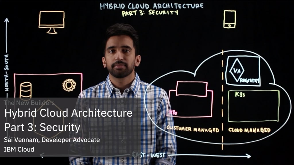 Hybrid Cloud Architecture Part 3: Security