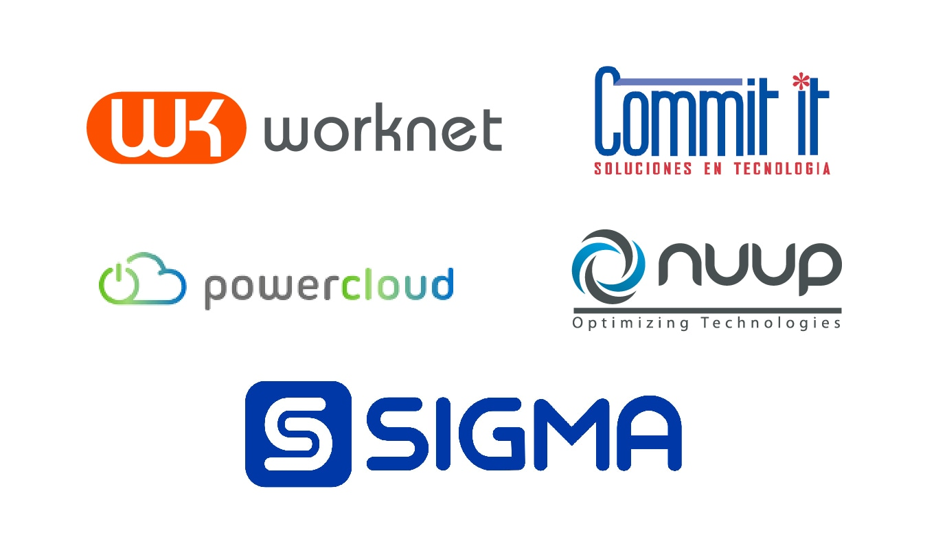 WK Worknet | Commit it | Powercloud | Nuup | Sigma