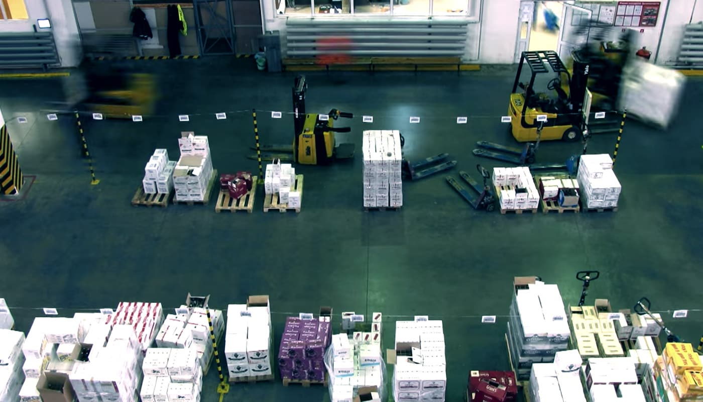 Watson Supply Chain - Singapore | IBM