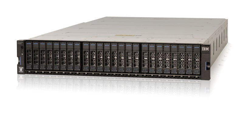 NEW IBM Storwize V5000 with NVMe