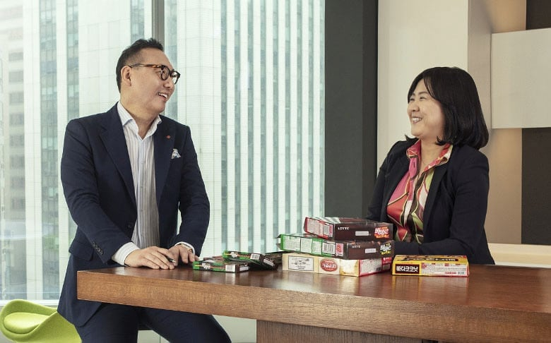 LOTTE Confectionery partnered with IBM Services to meet changing consumer taste