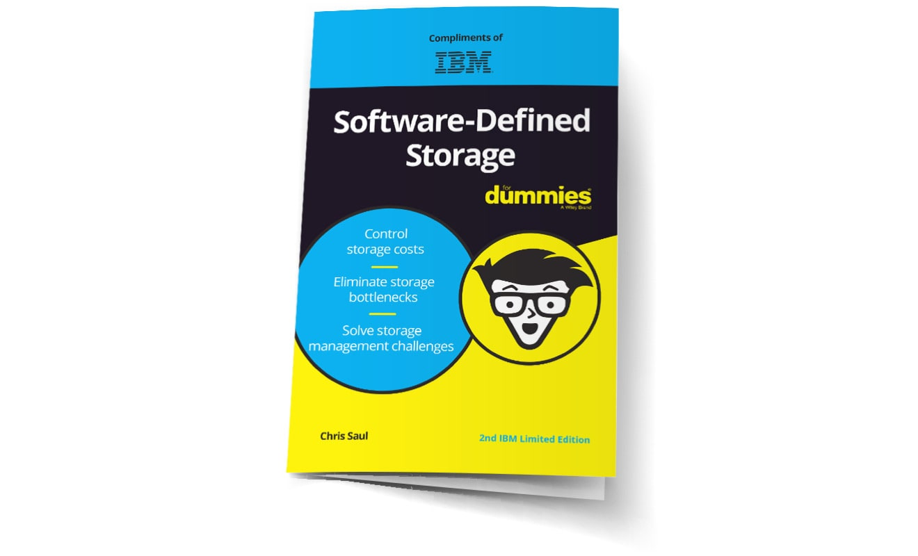 Software Defined Storage Sds Ibm