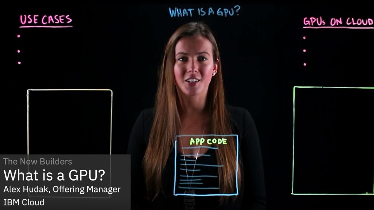 GPUs for Cloud Servers | IBM