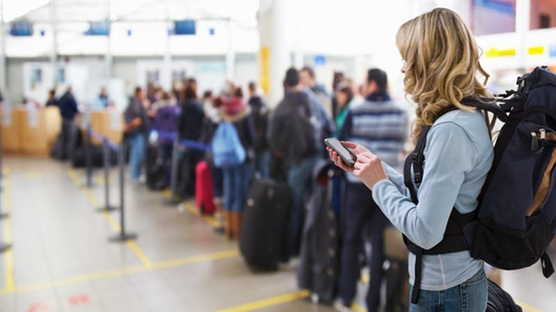 Airlines can socialize APIs so data and flight information are widely available to travelers