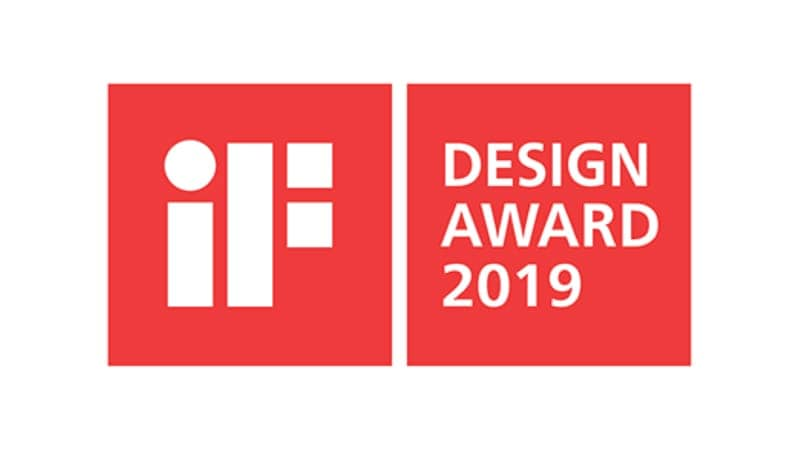 Logotipo de iF Design Award 2019