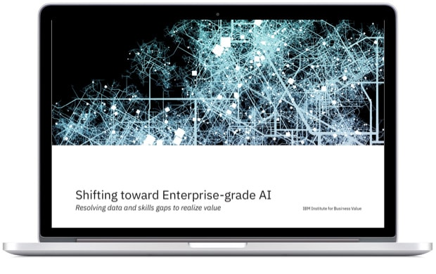 Shifting towards enterprise AI