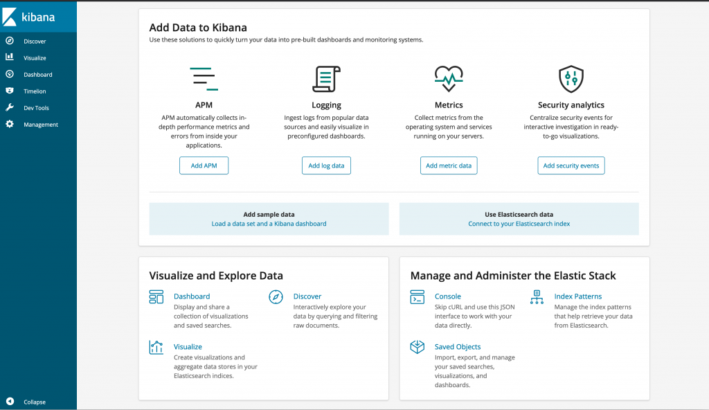 Getting Started with IBM Cloud Databases for Elasticsearch and Kibana-1