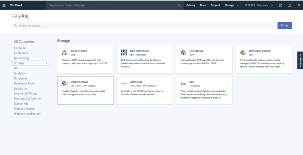 How To Use IBM Cloud Object Storage with Veeam | IBM