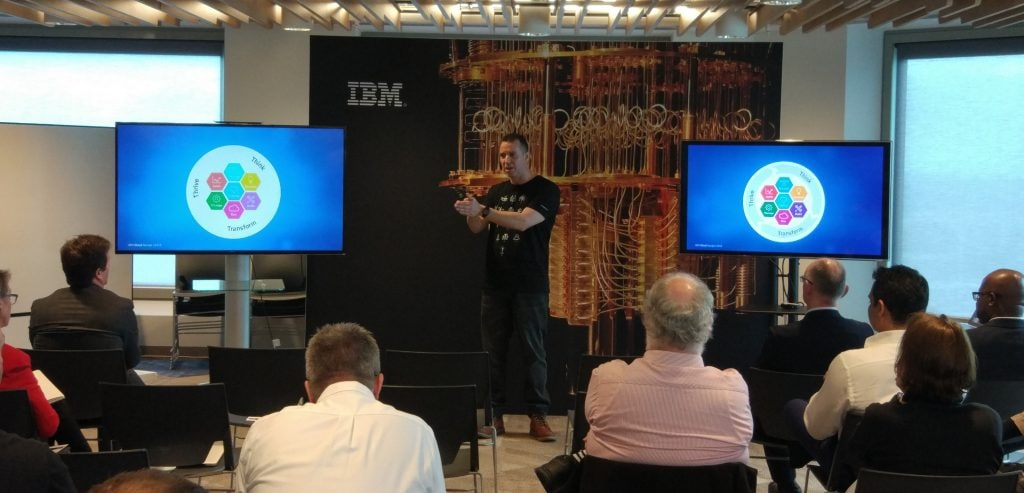 The Emergence of the IBM Cloud Garage: A Method, a Cloud, and an Experiment-1