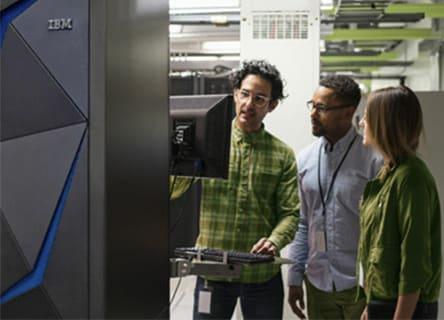 IBM 官方认证再制造服务器和存储