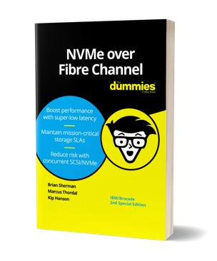 NVM for dummies cover image