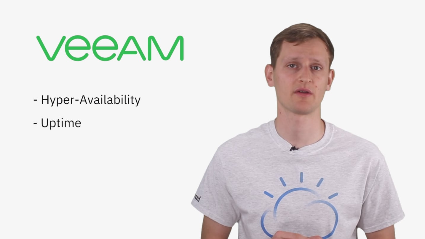 Veeam Backup | IBM