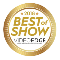 2018 Video Edge NAB Best of Show Award