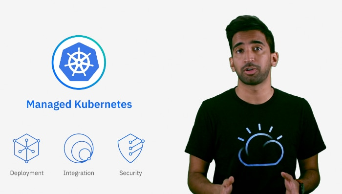 An overview of how a managed Kubernetes service can help you on your cloud journey