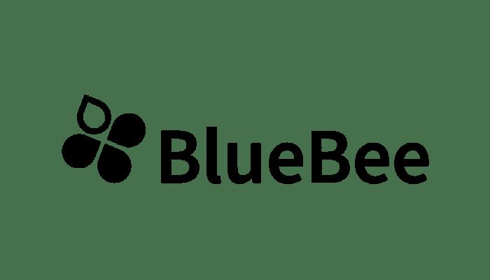 ブルービー社ロゴ