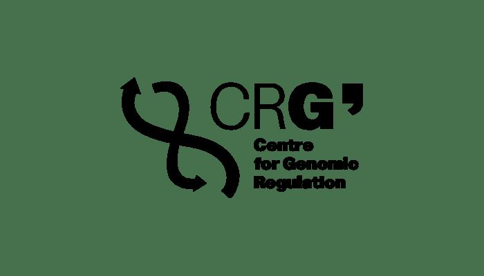 Centre de Regulació Genòmicaロゴ