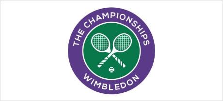 Logo di Wimbledon 2018