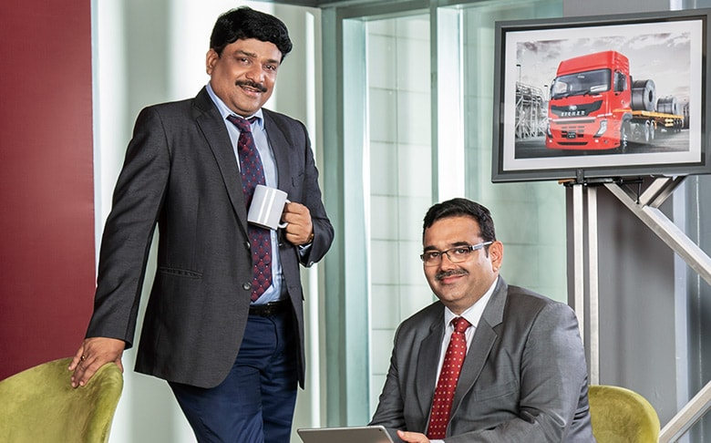 VE Commercial Vehicles Ltd. partnered with IBM Services