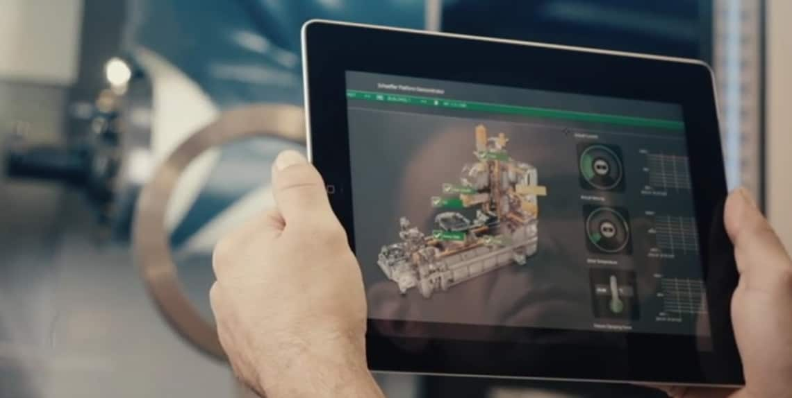 See how Schaeffler's digital transformation keeps the world moving using IBM Industry 4.0