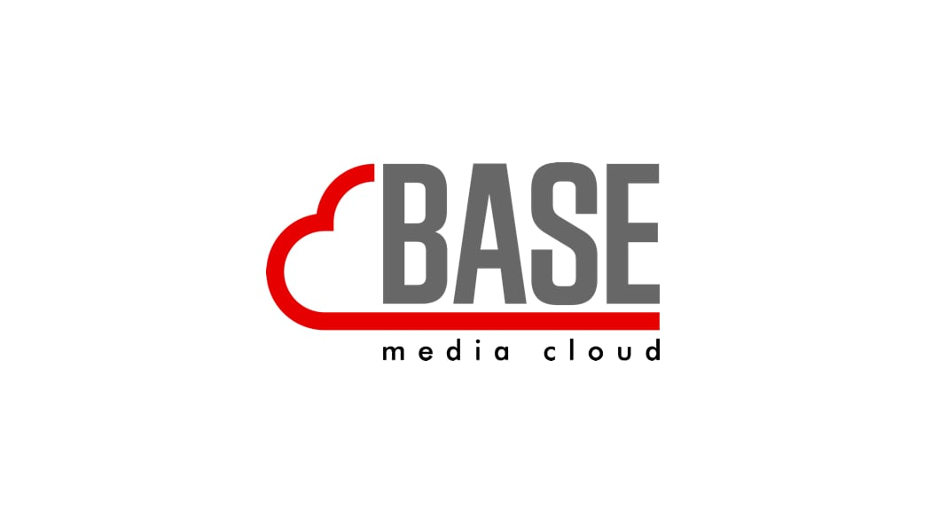BASE Media Cloud logo with link to case study about using Aspera to deliver services to customers
